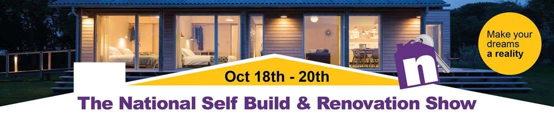 National Self Build Show October 2019